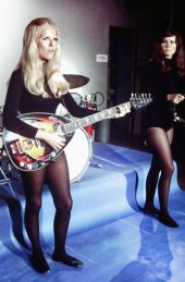 Josie and the Pussycats con Cheryl Ladd 1970