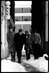 Joy Division, 1979. Fotografia di Kevin Cummins