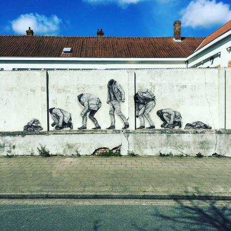Levalet @Ostend, Belgium