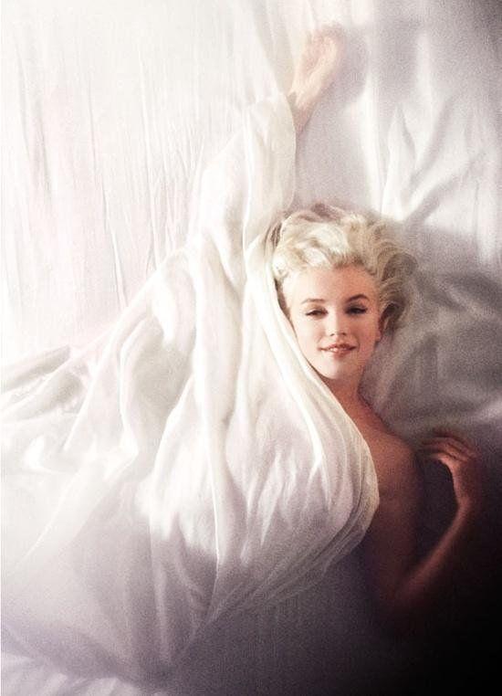 Marilyn Monroe, 1961. Fotografia di Douglas Kirkland