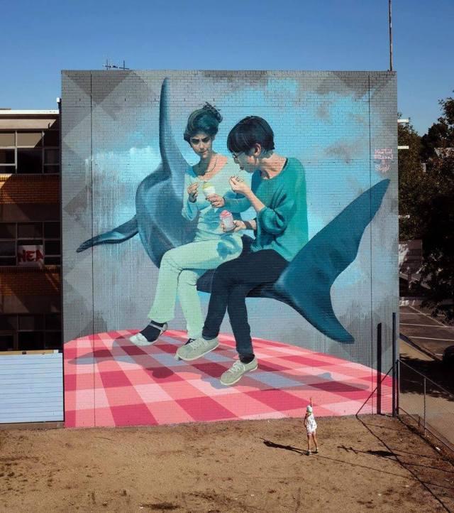 Martin Ron @Benalla, Australia