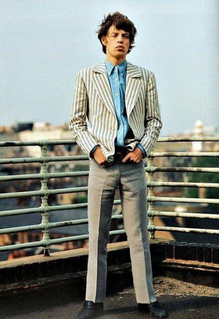 Mick Jagger, Londra, 1965