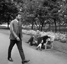 Muhammad Ali. Londra 1966