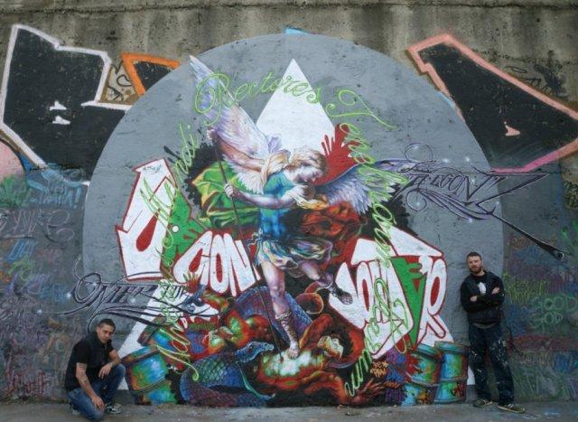 Omer TdK & D-Egon @Milan, Italy