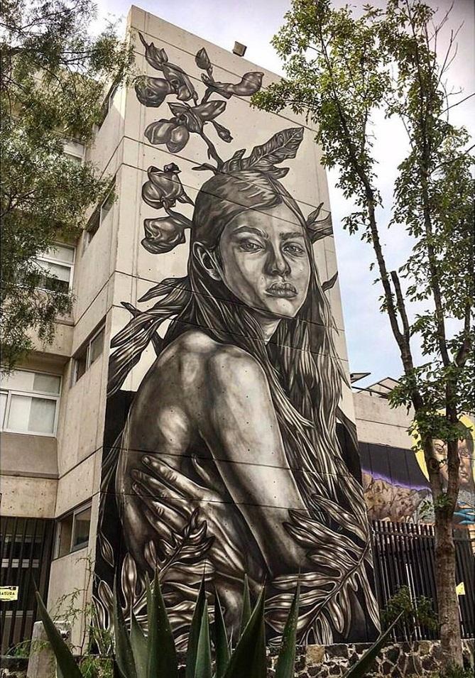 Paola Delfin @México City
