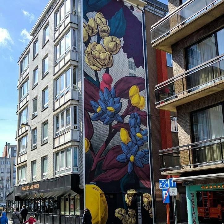 Pastel @Ostend, Belgium