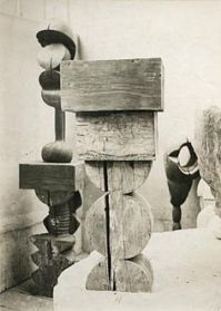Photographs By Constantin Brancusi Socrates & Adam and Eve, 1922
