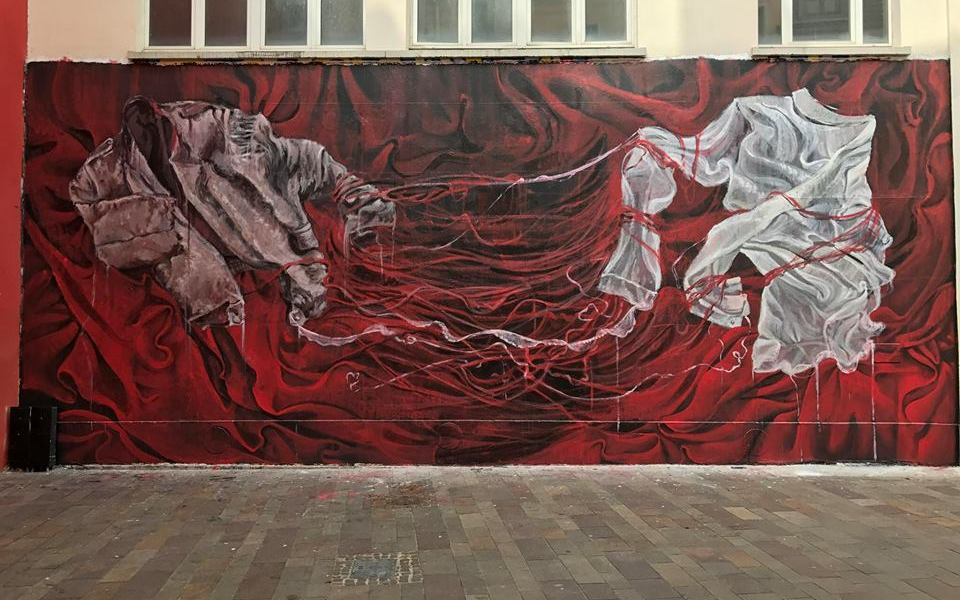Regg Salgado @Mulhouse, France