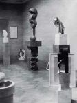 Retrospettiva di Brancusi alla Brummer Gallery 1926