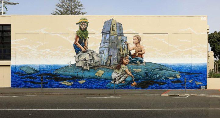 Rustam Qbic @Napier, New Zealand