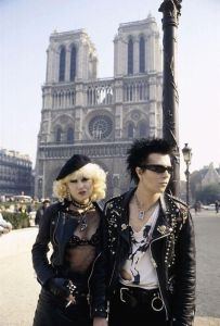 Sid Vicious e Nancy Spungen, 1986