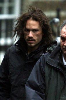 Ultima foto di Heath Ledger