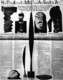 Una pagina da America, 13 Marzo1927