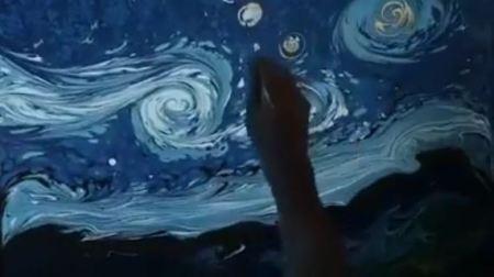 Van Gogh by water