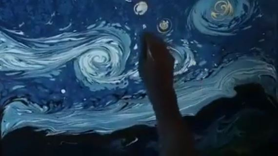 Van Gogh by water