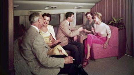 Volare negli anni 50