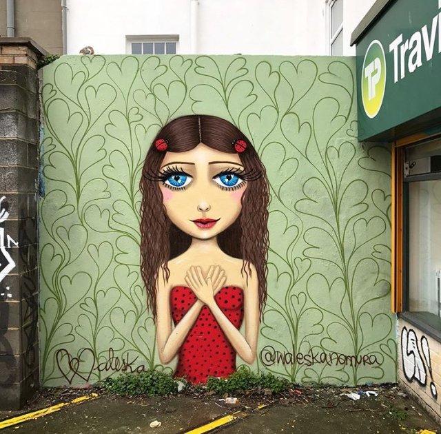 Waleska Nomura @Brighton, UK