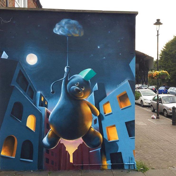 Woskerski @London, UK