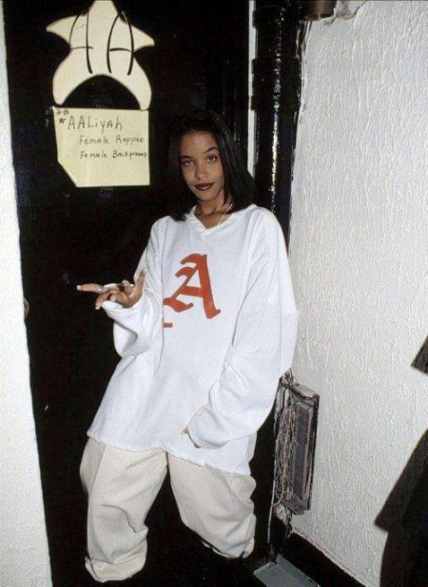 Aaliyah (1995)