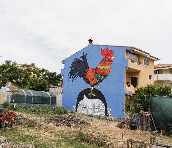Andrea Casciu @Masullas, Italy