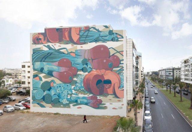 Aryz @Rabat, Morocco