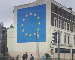 Banksy @Dover, UK