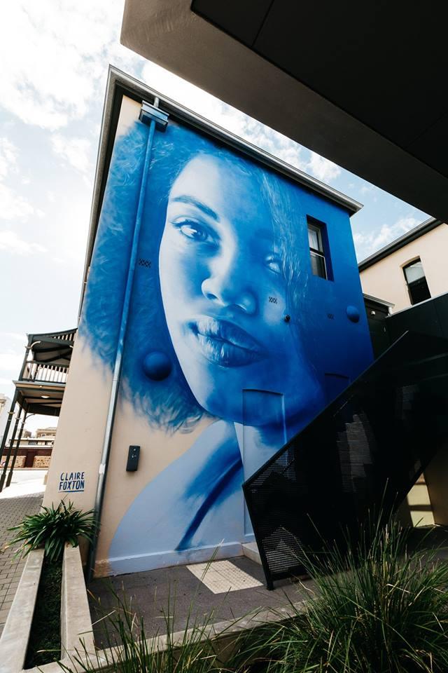 Claire Foxton @Port Adelaide, Australia