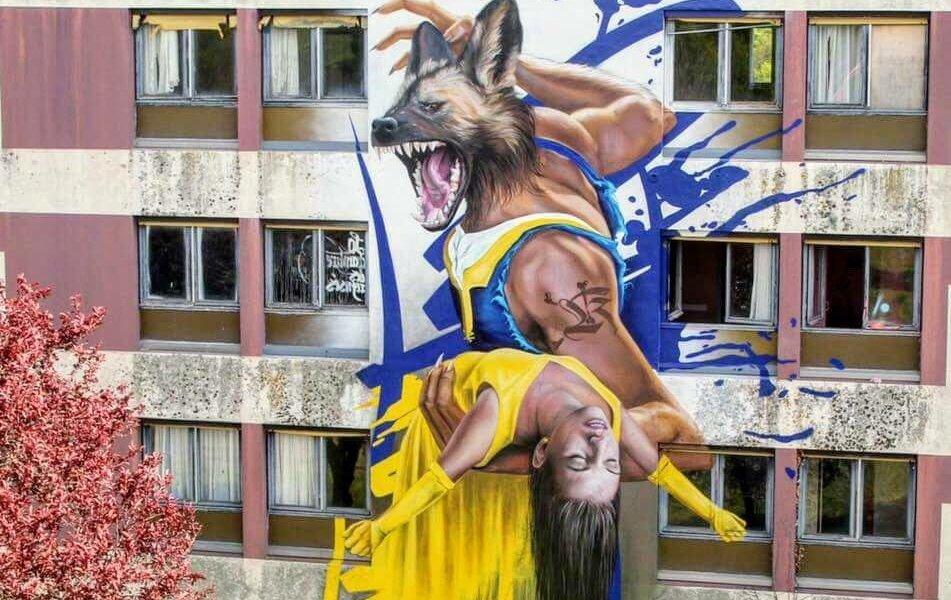 Costwolizzy & Costwo @Street Art City, France