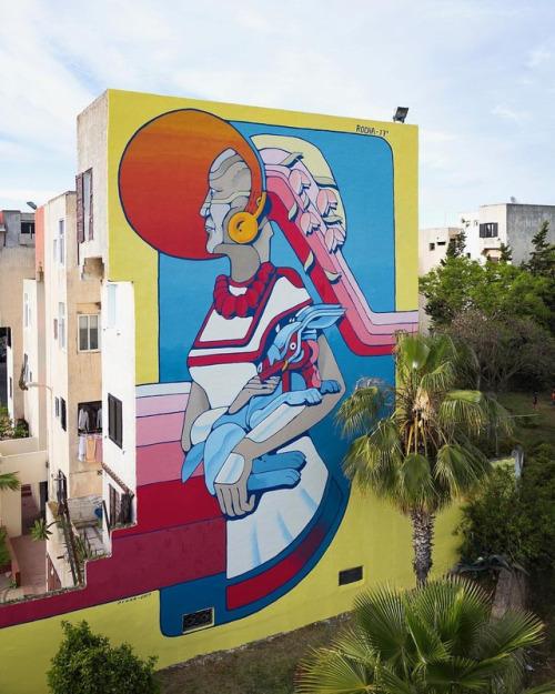 David Rocha @Rabat, Morocco