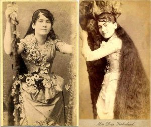 "Dora ""Kitty"" Sutherland (1863 – 1926)"