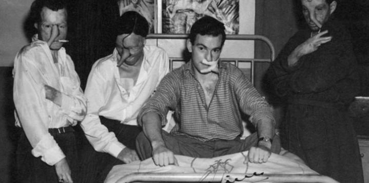 Gli esperimenti bizzarri della chirurgia plastica sui feriti della seconda guerra mondiale hanno cambiato la medicina per sempre