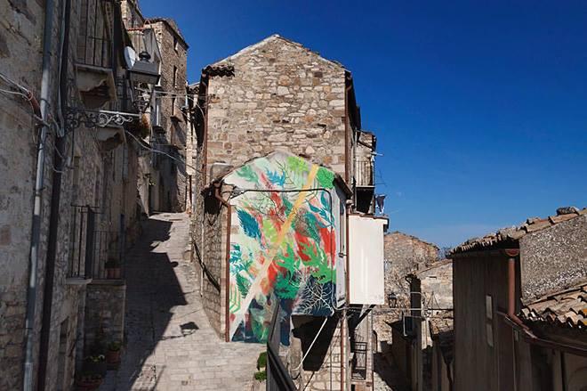 Gola Hundun @Civitacampomarano, Italy
