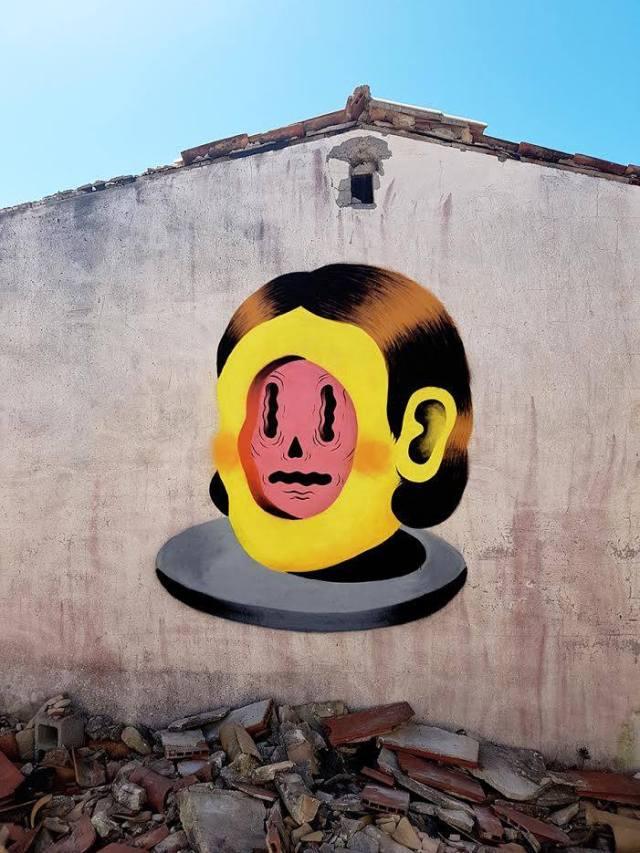 Grip Face @Serra de Tramuntana, Spain