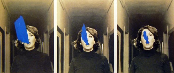 Helena Almeida - Pintura habitada (1975)