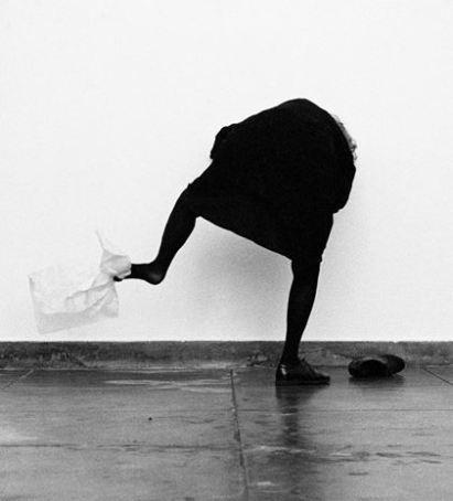 Helena Almeida - Drawing, 2014