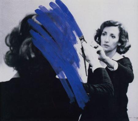 Helena Almeida - Inhabited Painting (1975)