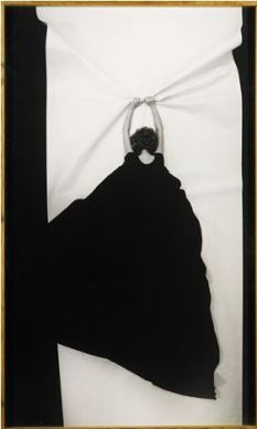 Helena Almeida - Ponto de Fuga (Vanishing Point), 1982