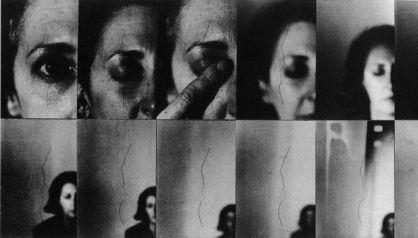Helena Almeida - Sente-me (Feel Me), 1979