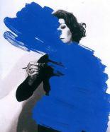 Helena Almeida - Study for Inner Improvement (1977)