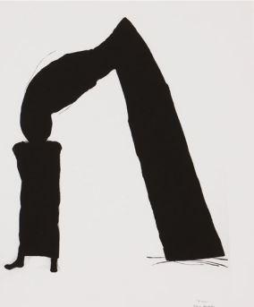 Helena Almeida - The House (1984)