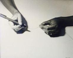 Helena Almeida - Untitled, 1976