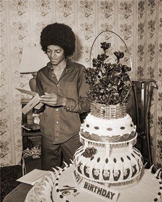 Il 16° compleanno di Michael Jackson