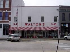 Il primo Walmart, 1962
