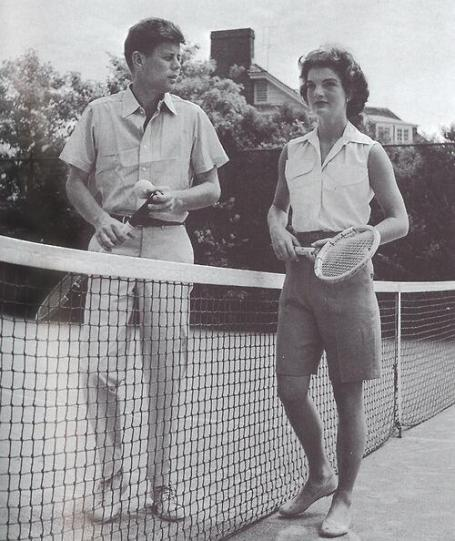 John F. Kennedy e Jacqueline Kennedy Onassis
