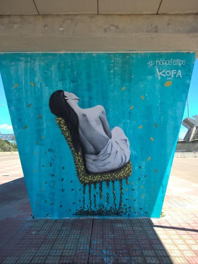 Kofa @Cagliari, Italy
