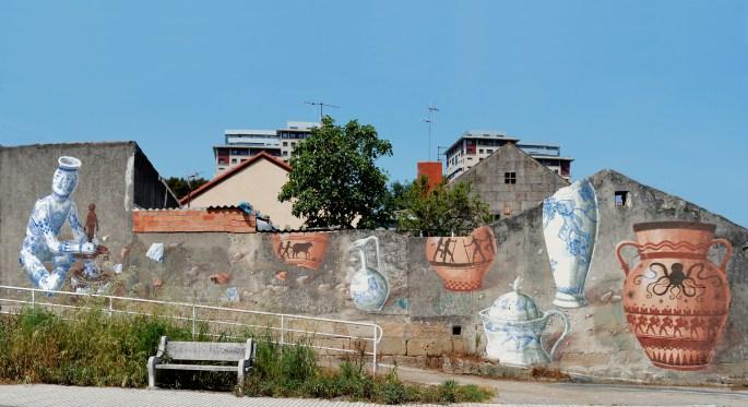 Liqen & Sam3 @Vigo, Spain