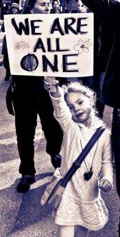 Manifestazione contro la guerra