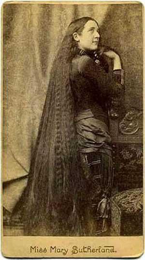 Miss Mary Sutherland