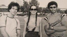 Neil deGrasse Tyson all'università, anni '80
