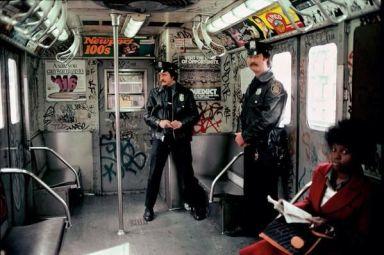 NYC police, 1980